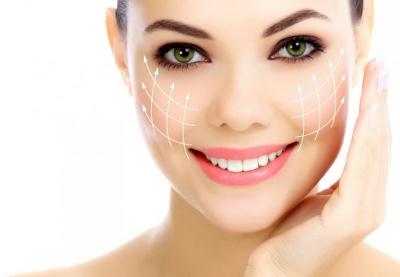 Коррекция морщин улыбки ботулотоксином